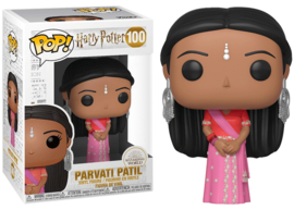 Harry Potter: Parvati Patil (Yule) Funko Pop 100