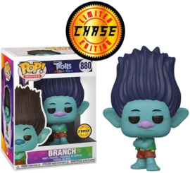 Trolls World Tour: Branch (CHASE) Funko Pop 880**