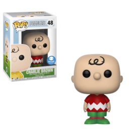 Peanuts: Charlie Brown Red Shirt Funko Pop 48