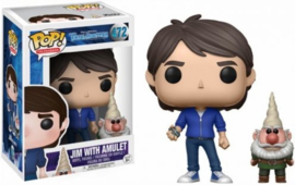 Trollhunters: Jim with Amulet Funko Pop 472
