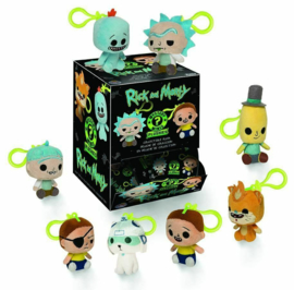 Rick and Morty Mystery Mini Plushies