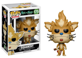 Rick & Morty: Squanchy Funko Pop 175
