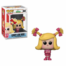 The Grinch: Cindy-Lou Who Funko Pop 661