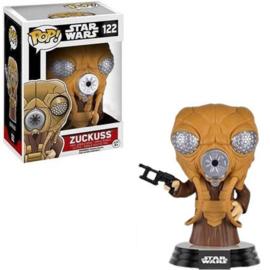 Star Wars Zuckuss Funko Pop 122