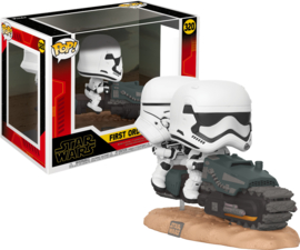 Star Wars: First Order Tread Speeder Funko Pop