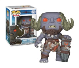 God of War: Fire Troll Funko Pop 271