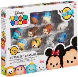 Disney: Tsum Tsum Eraser Set/10