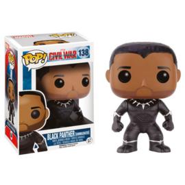 Marvel: Black Panther Unmasked Funko Pop 138