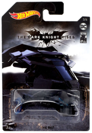 DC Batman: The Bat Hot Wheels (3/6)