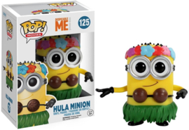 Despicable Me: Hula Minion Funko Pop 125