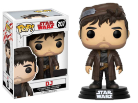 Star Wars: DJ Funko Pop 207