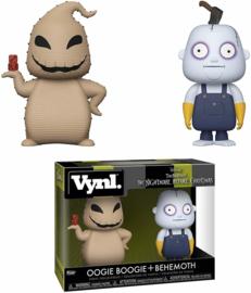 The Nightmare Before Christmas: Oogie Boogie + Behemoth 2 Pack Vynl
