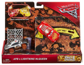 Cars Crazy Crashers: APB / Lightning McQueen