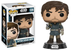 Star Wars: Captain Cassian Andor Funko Pop 139