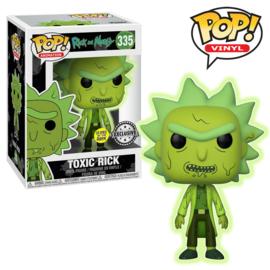 Rick and Morty: Toxic Rick Funko Pop 335