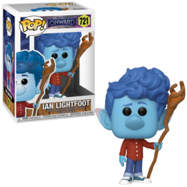 Disney Onward: Ian Lightfoot Funko Pop 721