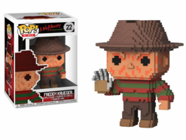 A Nightmare on Elmstreet: Freddy Krueger 8-bit Funko Pop 22