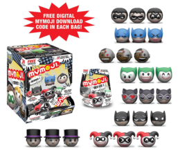 Dc Superheroes: MYMOJI Blind bag