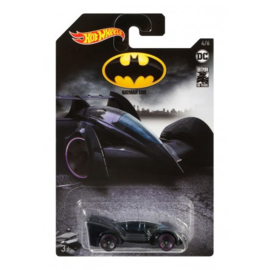 DC Batman: Batman Live Batmobile Hot Wheels (4/6)