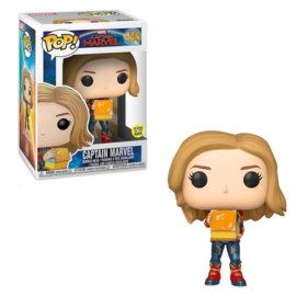 Marvel Captain Marvel: Captain Marvel Funko Pop 444