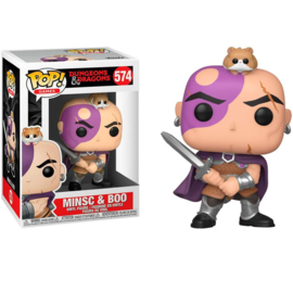 Dungeons & Dragons: Minsc & Boo Funko Pop 574