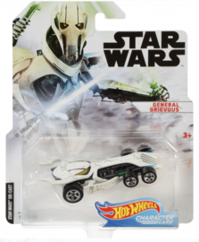 Star Wars: General Grievous Hot Wheels