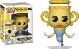 Cuphead: Legendary Chalice Funko Pop 314
