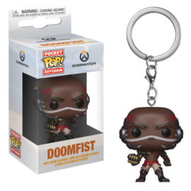 Overwatch: Doomfist Pocket Pop Keychain