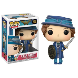 DC Wonder Woman: Etta Candy Funko pop 228
