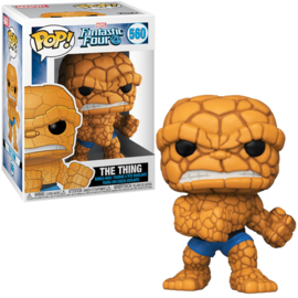 Marvel Fantastic Four: The Thing Funko Pop 560