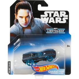 Star Wars: Rey (Lightsaber) Hot Wheels