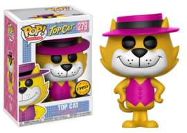 Top Cat: Top Cat CHASE Funko Pop 279 (boxdamage)