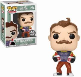 Hello Neighbor: The Neighbor with Glue Funko Pop 264
