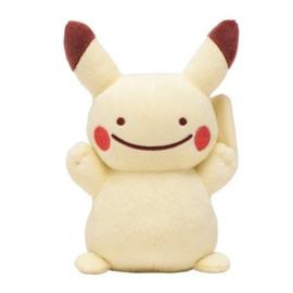 Pikachu (Ditto) Knuffel