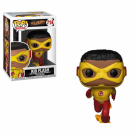 DC The Flash: Kid Flash Funko Pop 714