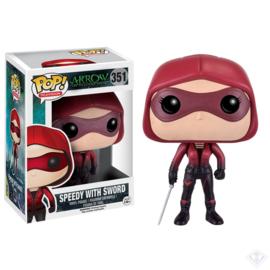 DC Arrow: Speedy with Sword FUnko Pop 351