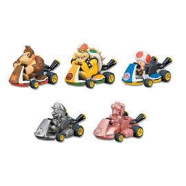 Mario Pullback Racer 5 Assorti