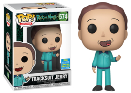 Rick and Morty: Tracksuit Jerry Funko Pop 574