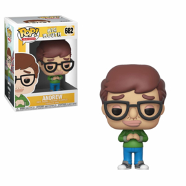 Big Mouth: Andrew Funko Pop 682