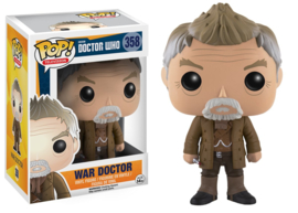 Doctor Who: War Doctor Funko Pop 358