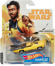 Star Wars Solo: Lando Calrissian Hot Wheels