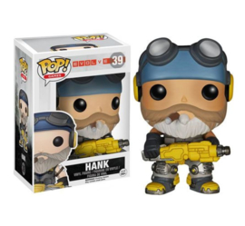 Evolve: Hank Funko Pop 39