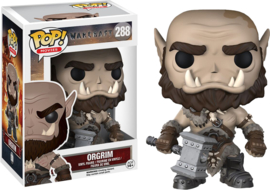 Warcraft: Orgrim Funko Pop 288