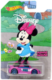 Disney: Minnie Mouse Hot Wheels