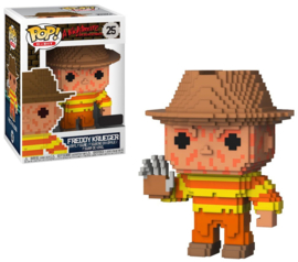 A Nightmare on Elmstreet: Freddy Krueger 8-Bit NES Funko Pop 25