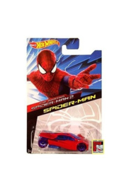 Marvel Spider-Man: Spider-Man Hot Wheels