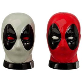 Marvel: Deadpool Salt & Pepper Shakers