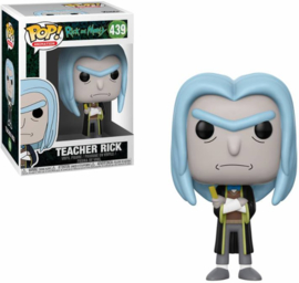 Rick and Morty: Teacher Rick Funko Pop 439