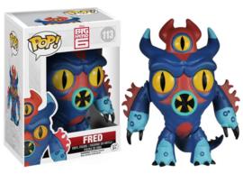 Disney Big Hero 6: Fred Funko Pop 113