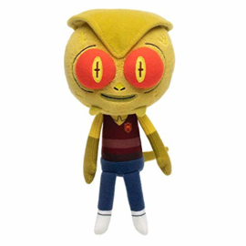 Rick and Morty: Lizard Morty Plushie